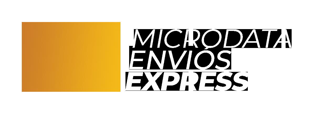Microdata Envíos